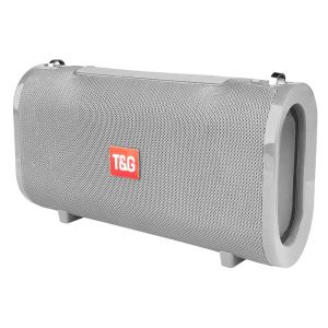 اسپیکر برند T&G مدل TG123 رنگ طوسی