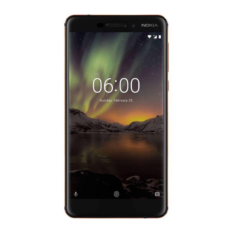 گوشی موبایل نوکیا مدل 6.1 ظرفیت 32 گیگابایت