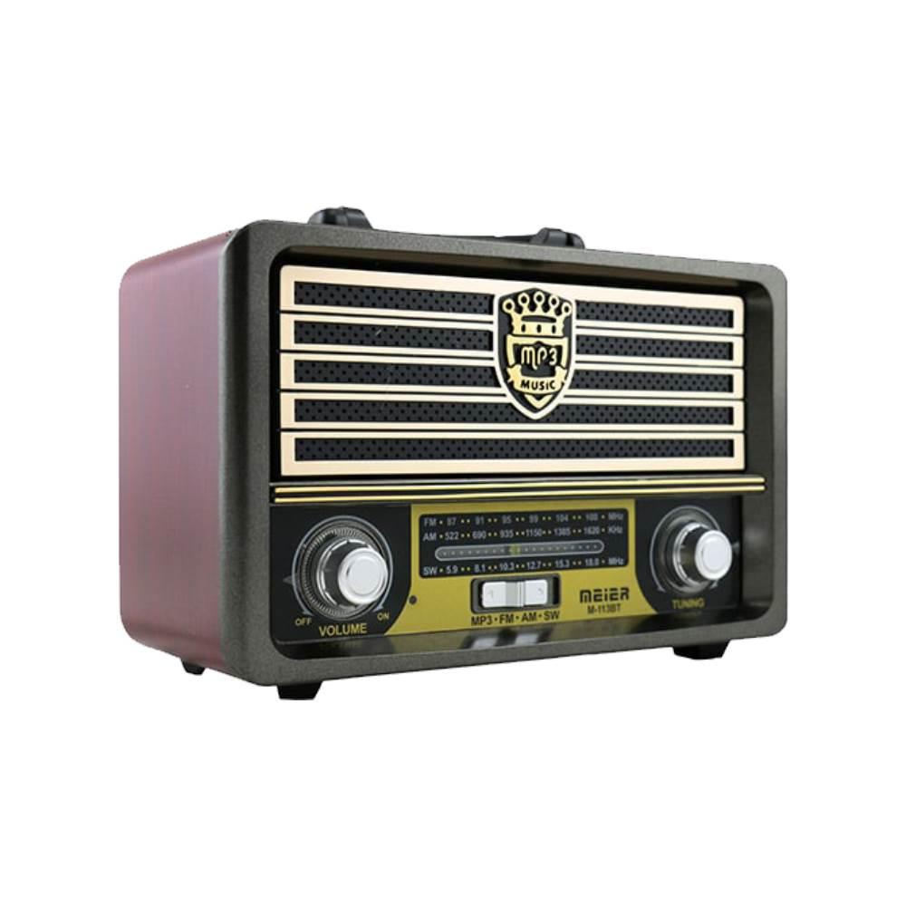 رادیو MEiER مدل M-113BT