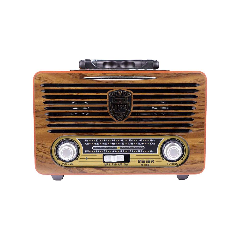 رادیو MEiER مدل M-115BT