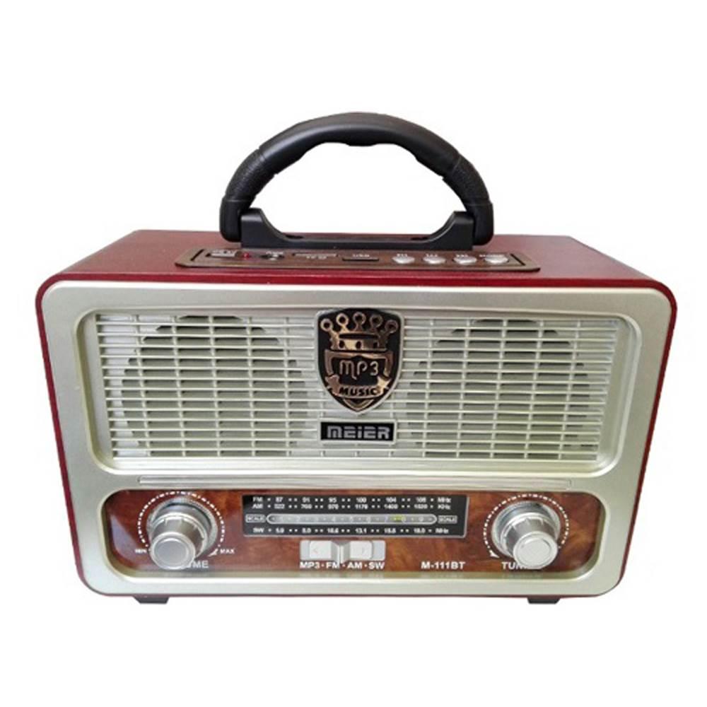 رادیو MEiER مدل M-111BT