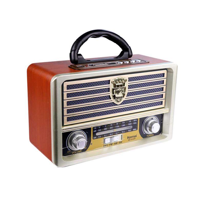 رادیو کمای مدل MD-1913BT