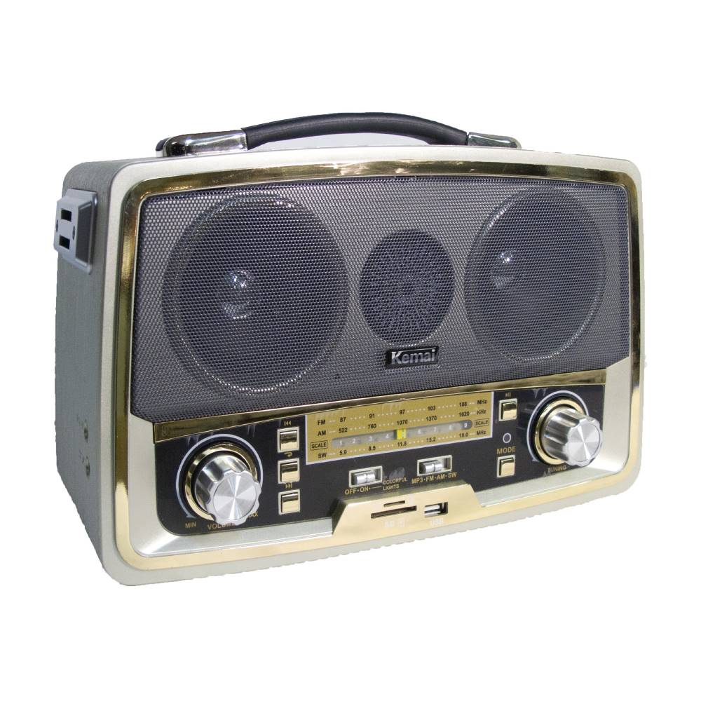 رادیو Kemai مدل MD-1701BT