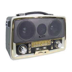 رادیو کمای مدل MD-1701BT