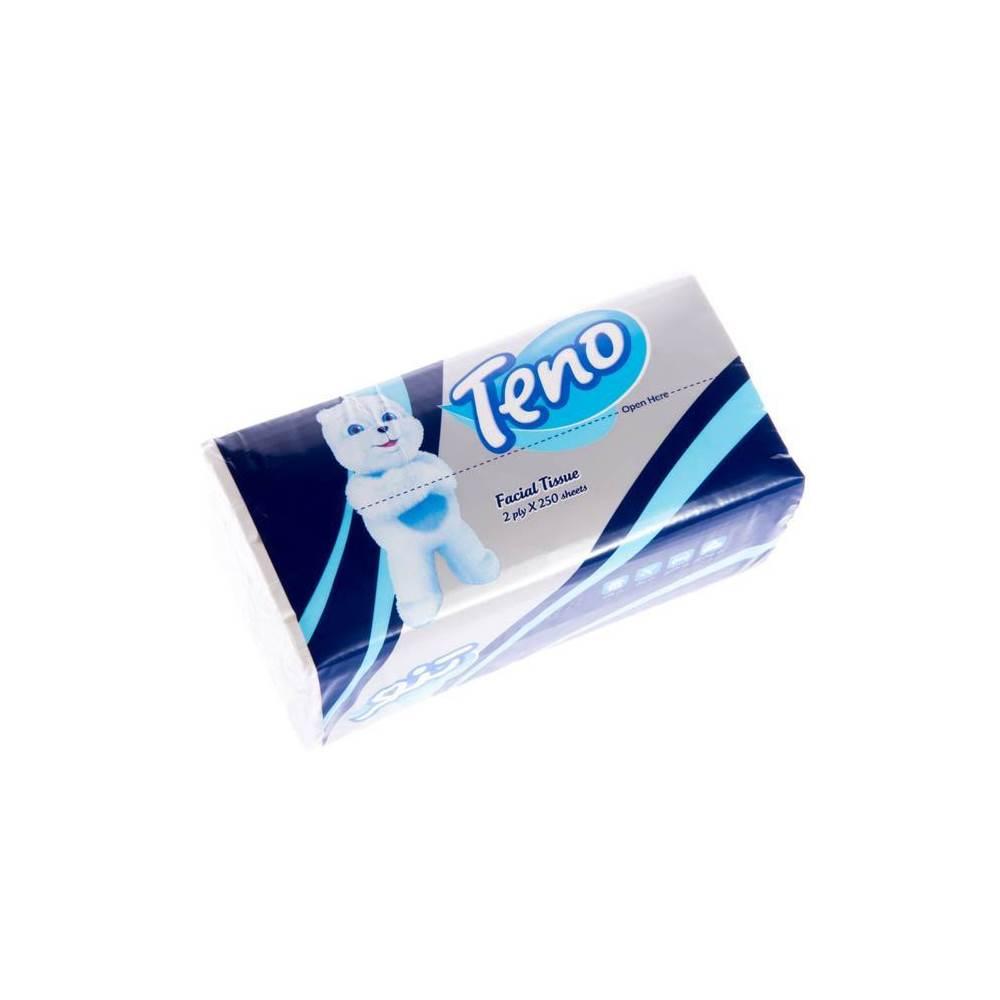 دستمال کاغذی تنو دو لایه 250 برگ