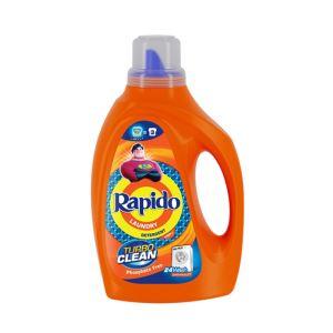 مایع لباسشویی راپیدو مدل Turbo Clean