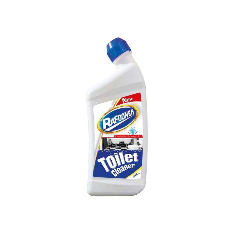 مایع پاک کننده سرویس بهداشتی (حاوی اسیدکلریدریک) رافونه