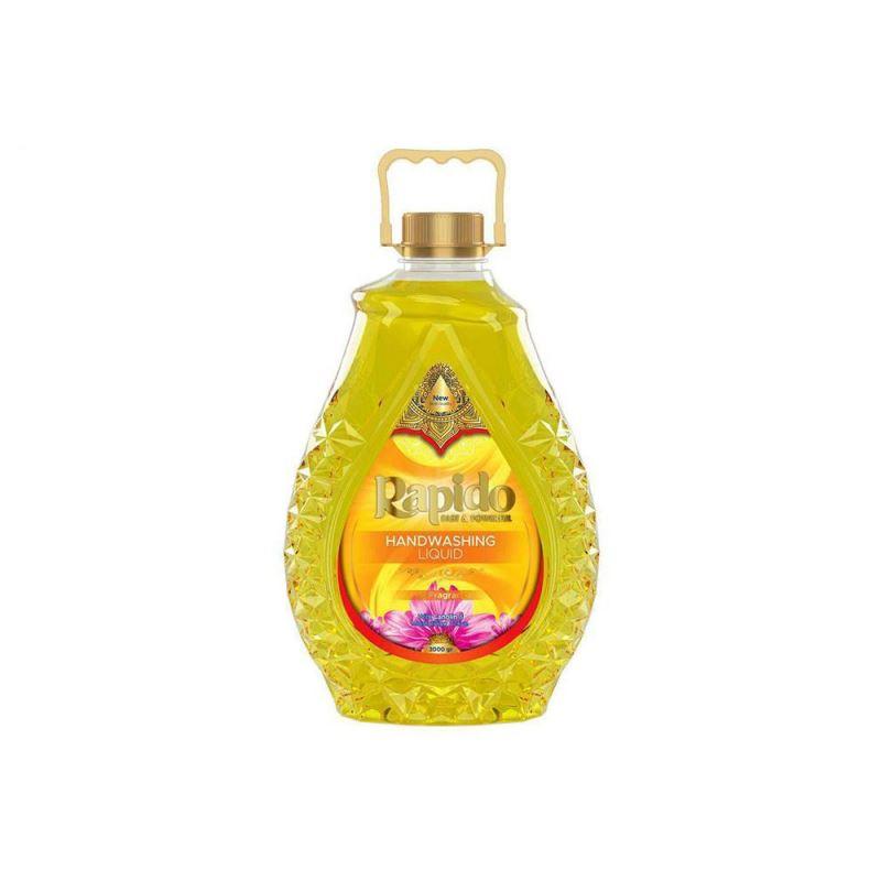 مایع دستشویی زرد راپیدو