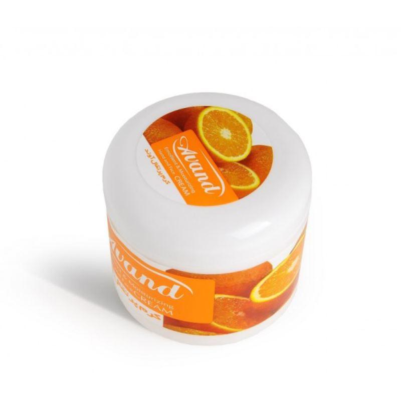 کرم مرطوب کننده پرتغال آوند