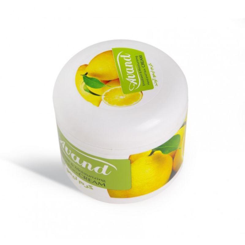 کرم مرطوب کننده لیمو آوند