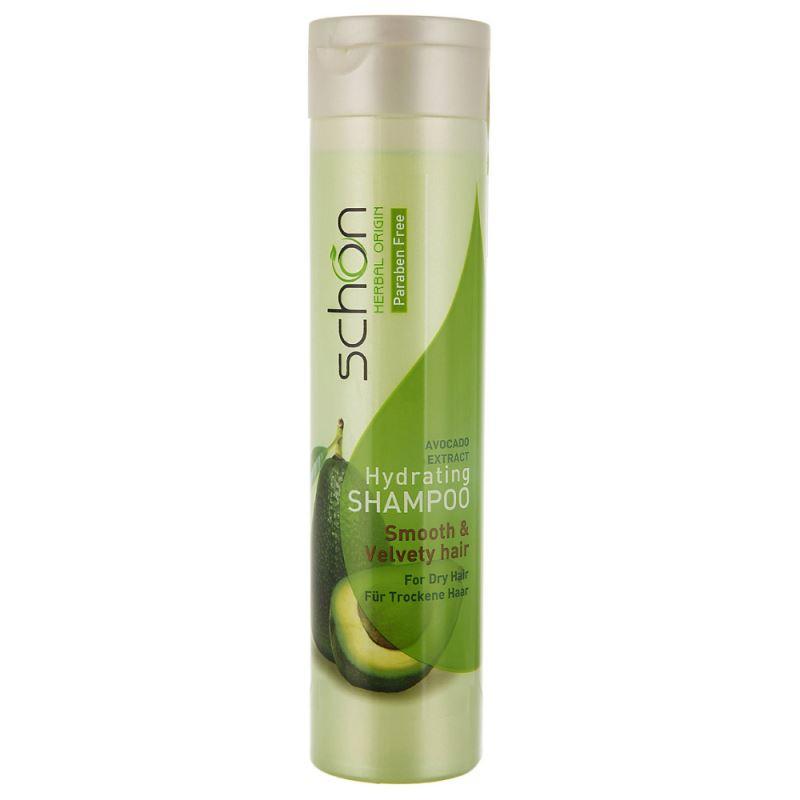 شامپو شون آواکادو مرطوب کننده موهای خشک 400 میلیلیتری