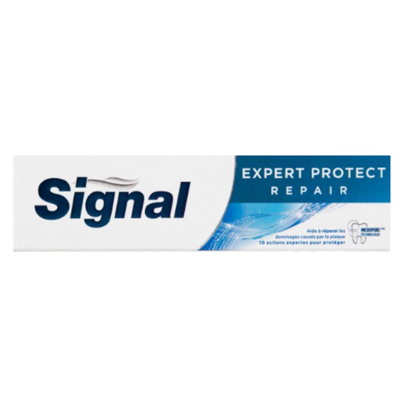خمیر دندان سیگنال سری Repair مدل Expert Protect