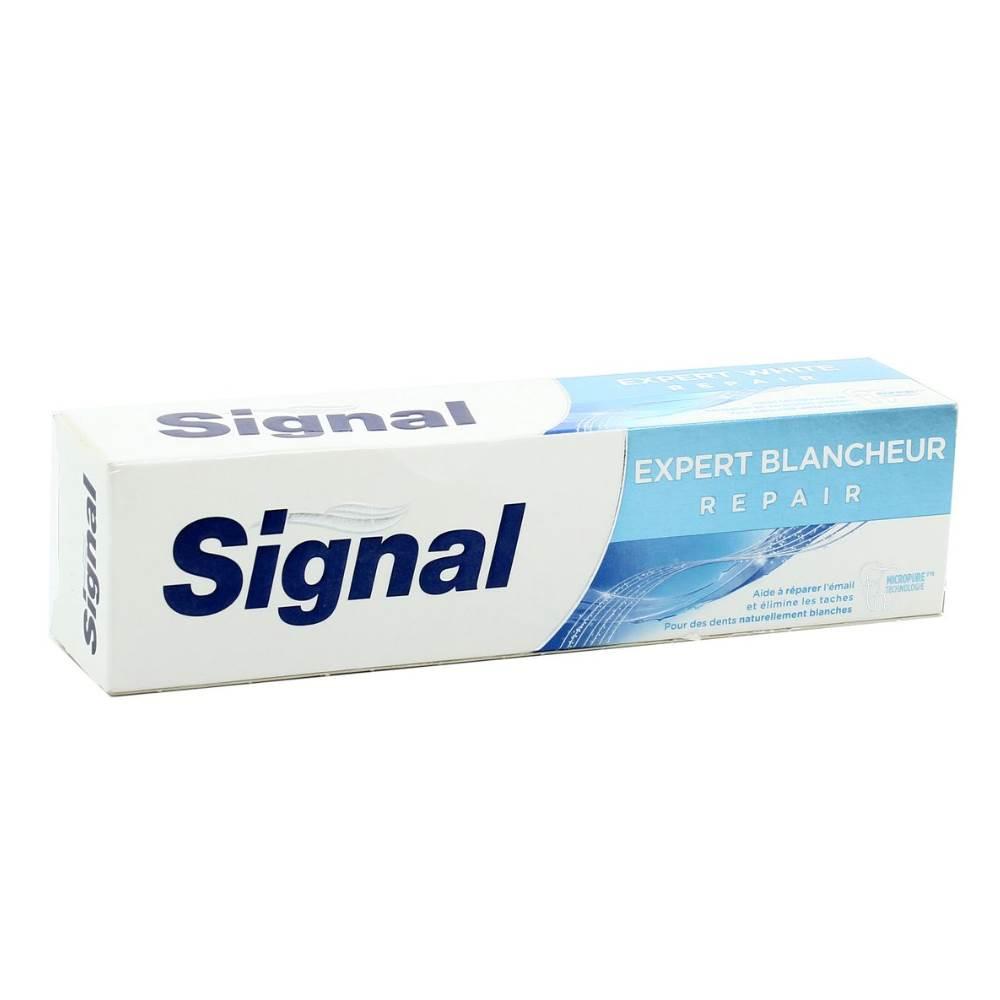 خمیر دندان سیگنال سری Repair مدل Expert Blancheur