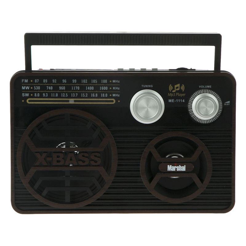 رادیو مارشال مدل ME-1114