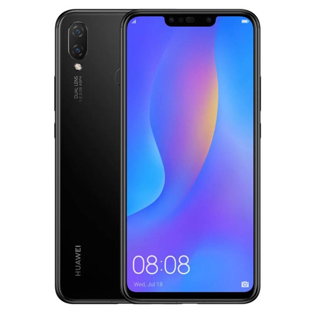 گوشی موبایل هوآوی مدل Nova 3i INE-LX1M دو سیم کارت ظرفیت 128 گیگابایت رنگ مشکی