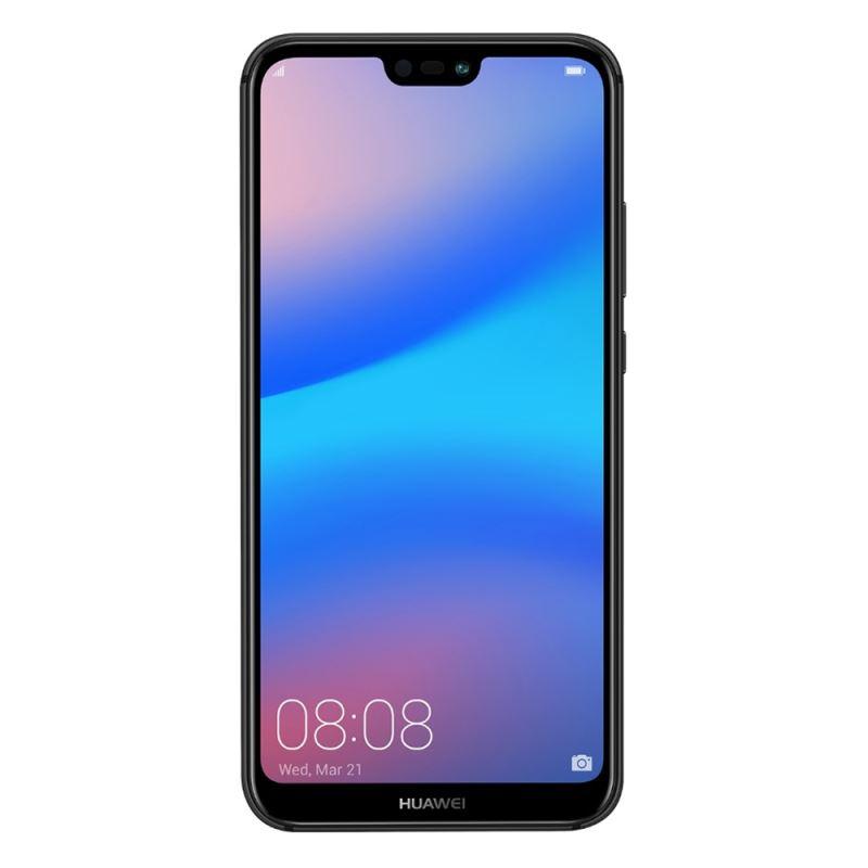 گوشی موبایل هوآوی مدل Nova 3e ANE-LX1 دو سیم کارت ظرفیت 64 گیگابایت رنگ مشکی
