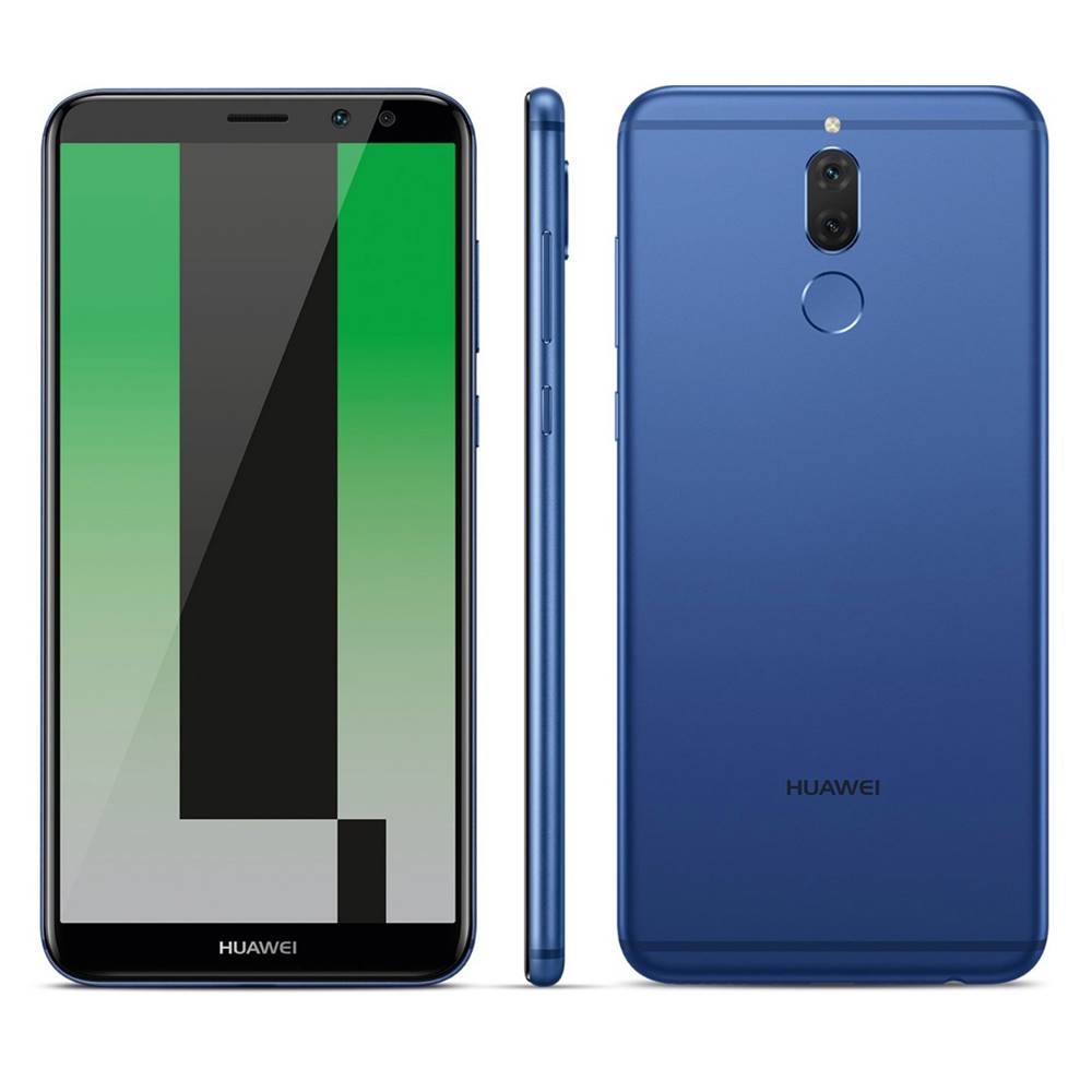 گوشی موبایل هوآوی مدل Mate 10 lite دو سیم کارت رنگ آبی