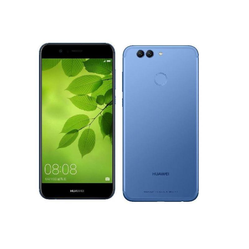 گوشی موبایل هوآوی مدل Nova 2 Plus دو سیم کارت رنگ آبی