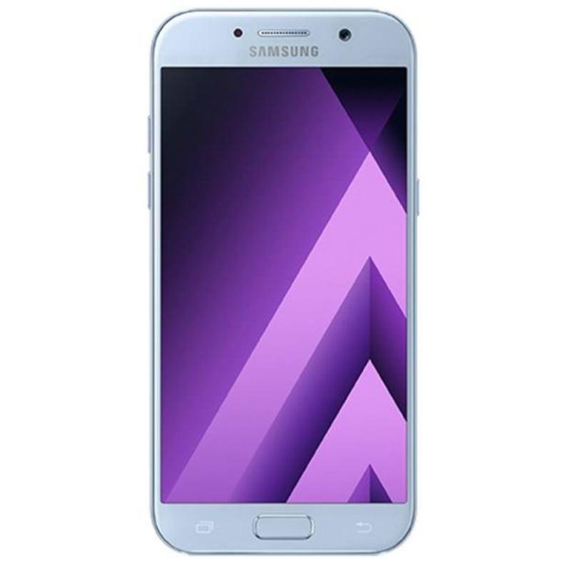 گوشی موبایل سامسونگ مدل Galaxy A5 2017 دو سیمکارت نقرهای