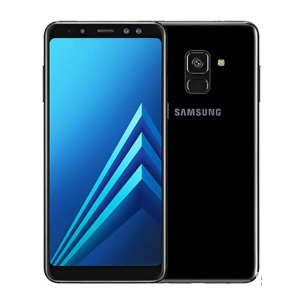 گوشی موبایل سامسونگ مدل Galaxy A6 دو سیمکارت با ظرفیت ۳۲ گیگابایت مشکی