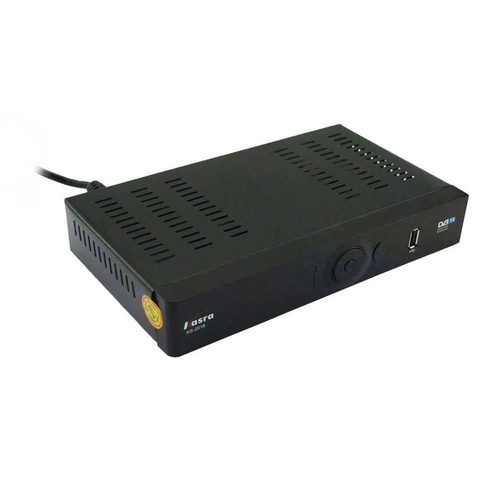 گیرنده دیجیتال کسری مدل KS-2018 DVBT2