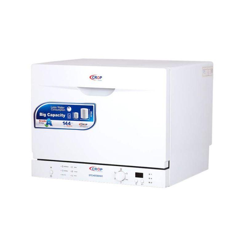 ماشین ظرفشویی 6 نفره کروپ مدل DTC 60720