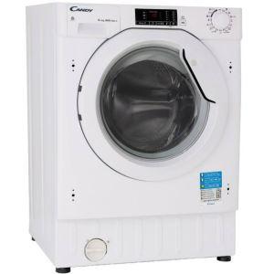 ماشین لباسشویی و خشک کن توکار کندی مدل CDB-485-D با ظرفیت 8 کیلوگرم و 5 کیلوگرم خشک کن
