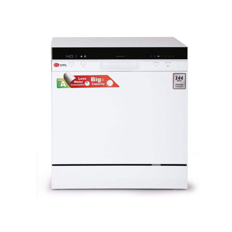 ماشین ظرفشویی کرال مدل DS-80071