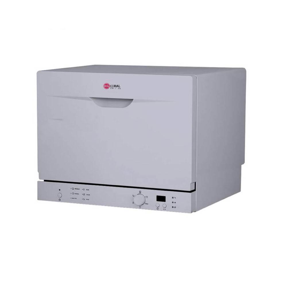 ماشین ظرفشویی 6 نفره کرال مدل DTP 60720 P