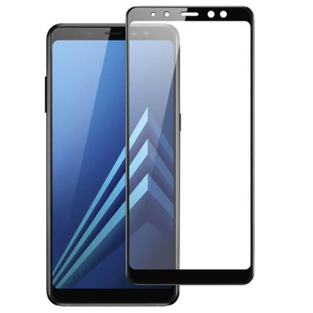 محافظ صفحه نمایش مدل Full Cover مناسب برای سامسونگ Galaxy A8 Plus 2018