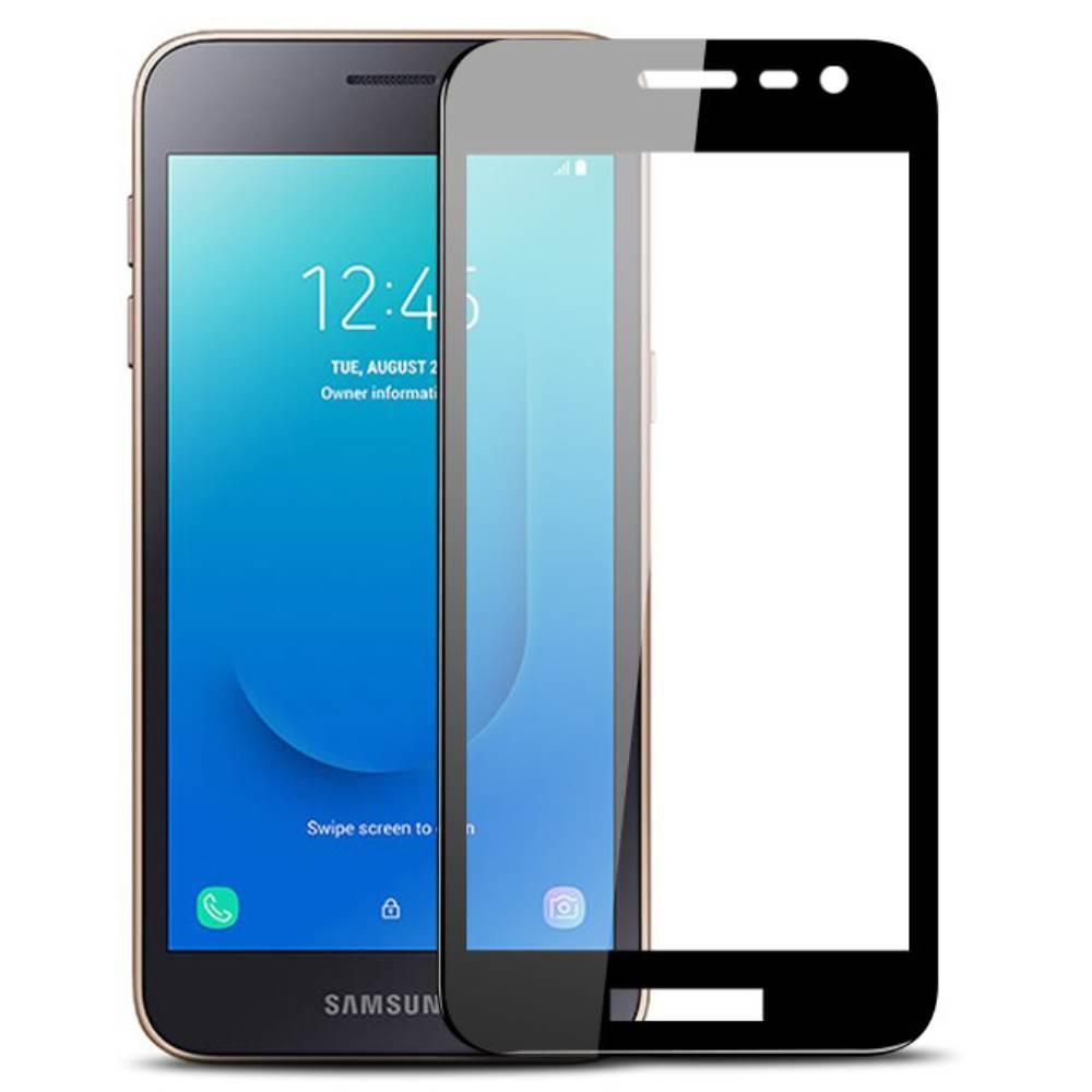 محافظ صفحه نمایش مدل Full Cover مناسب برای سامسونگ Galaxy J2 Core