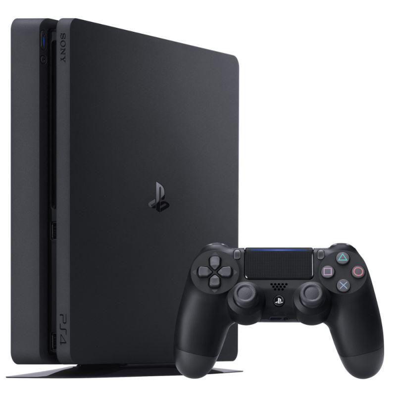 کنسول بازی سونی مدل Playstation 4 Slim کد Region 2 CUH-2216A ظرفیت 1 ترابایت