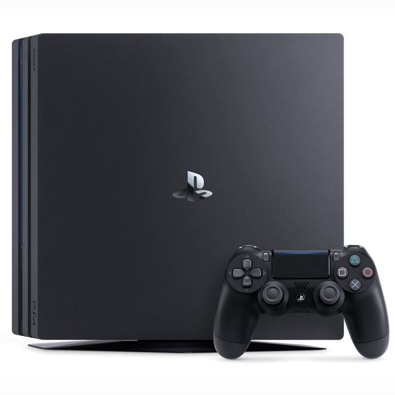 کنسول بازی سونی مدل Playstation 4 Pro  کد CUH-7216B ظرفیت 1 ترابایت