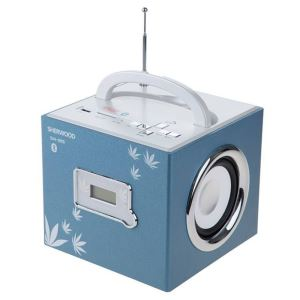 پخش کننده قابل حمل و رادیو شروود مدل SH-185