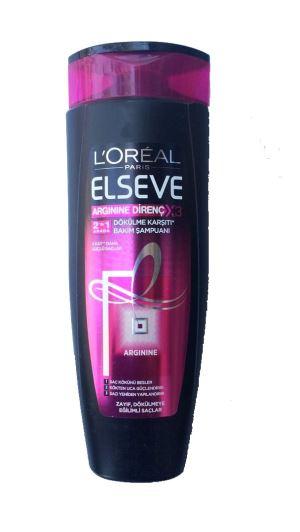 شامپو ضد ریزش مو لورآل مدل Elseve Arginine Direnc X3 حجم 550 میلی لیتر
