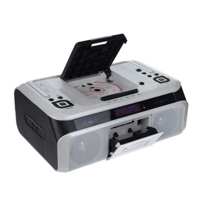 پخش کننده قابل حمل کنکورد مدل PA-639DV