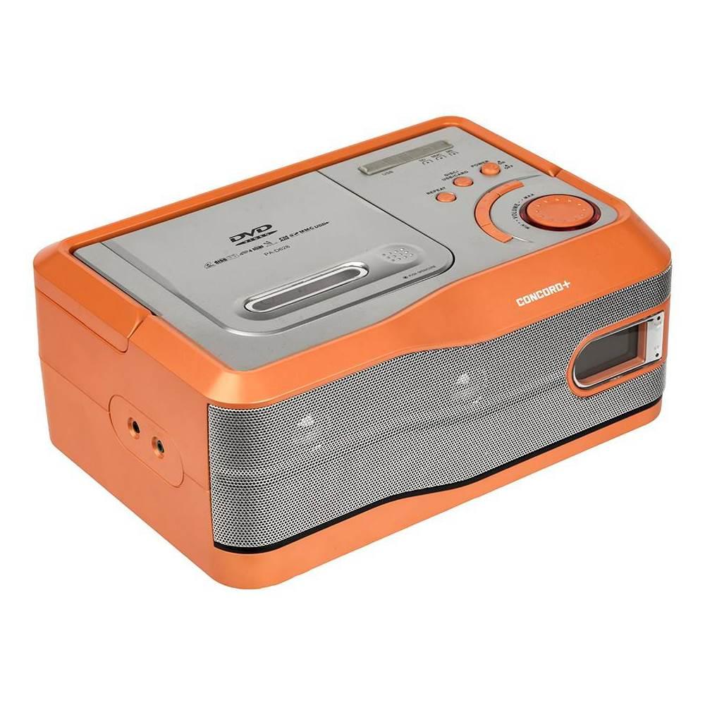 پخش کننده قابل حمل کنکورد پلاس مدل PA-D628