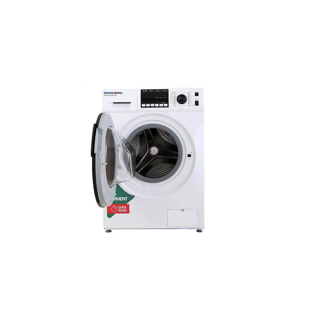 ماشین لباسشویی پاکشوما مدل TFU 73401 ظرفیت 7 کیلوگرم