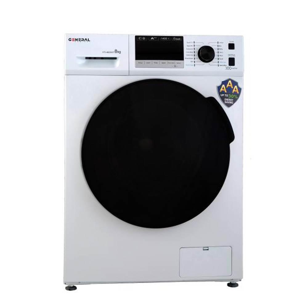 ماشین لباسشویی جنرال آدمیرال مدل FTI 4803 ظرفیت 8 کیلوگرم