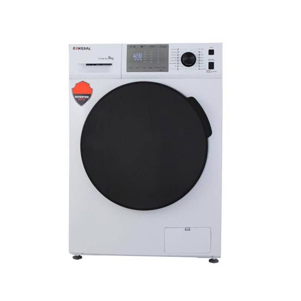 ماشین لباسشویی جنرال آدمیرال مدل FTI 4901 ظرفیت 9 کیلوگرم