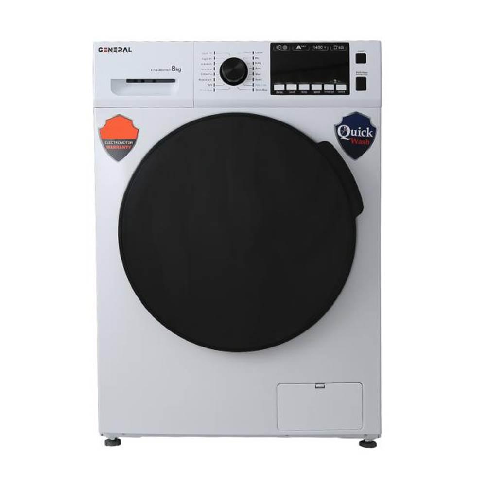 ماشین لباسشویی جنرال آدمیرال مدل FTU 4801 ظرفیت 8 کیلوگرم