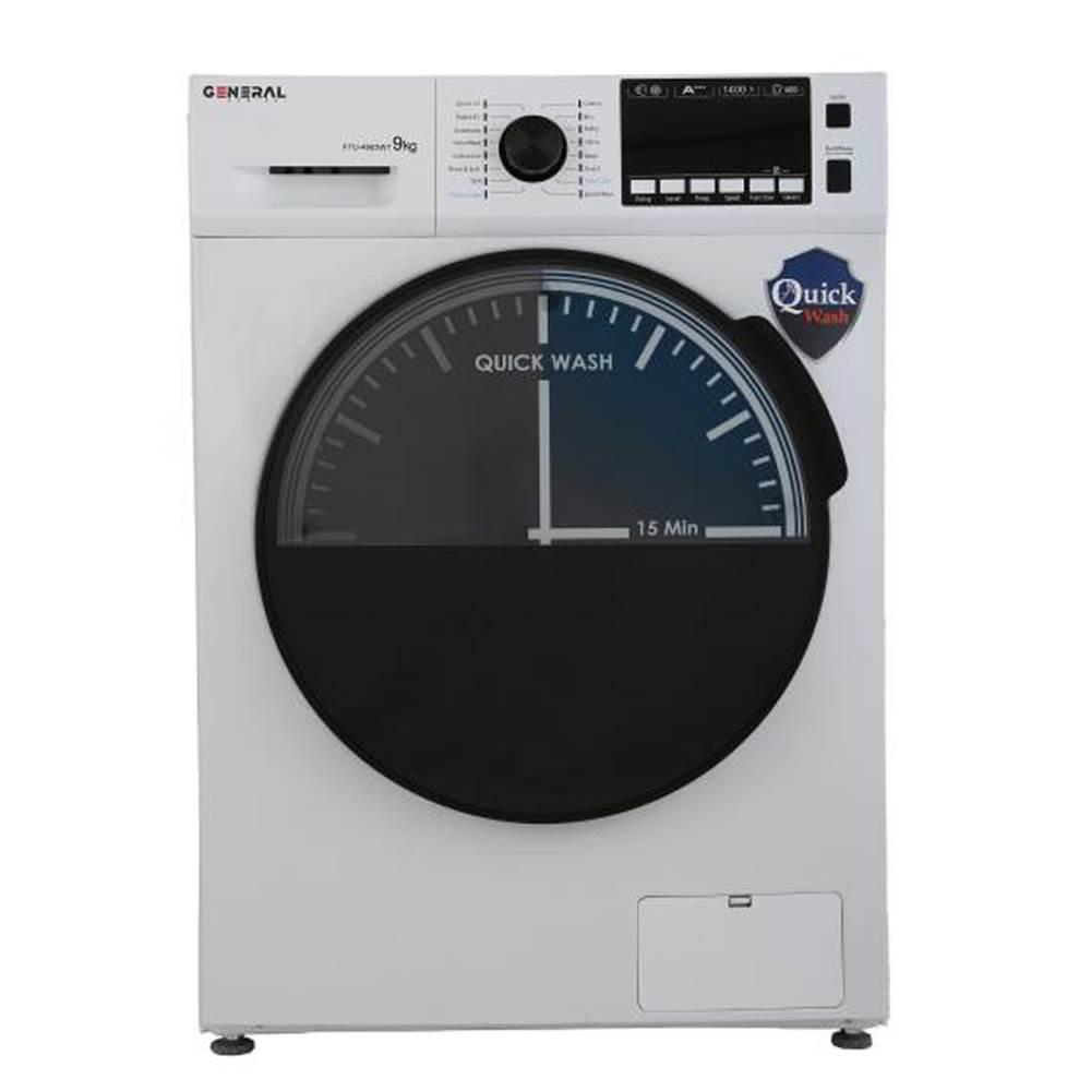 ماشین لباسشویی جنرال آدمیرال مدل FTU 4903 ظرفیت 9 کیلوگرم