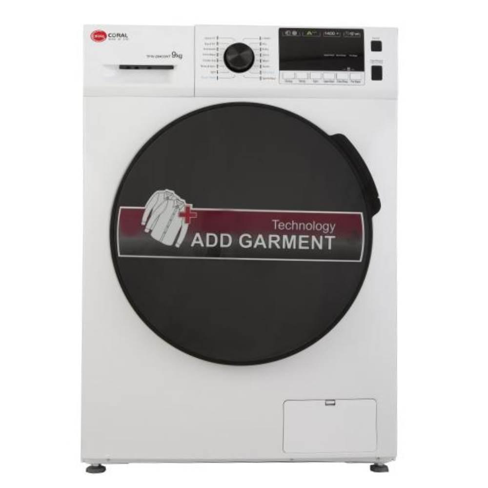 ماشین لباسشویی کرال مدل TFW 29403 ظرفیت 9 کیلوگرم