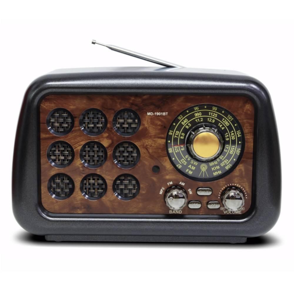 رادیو کمای مدل MD-1901 BT