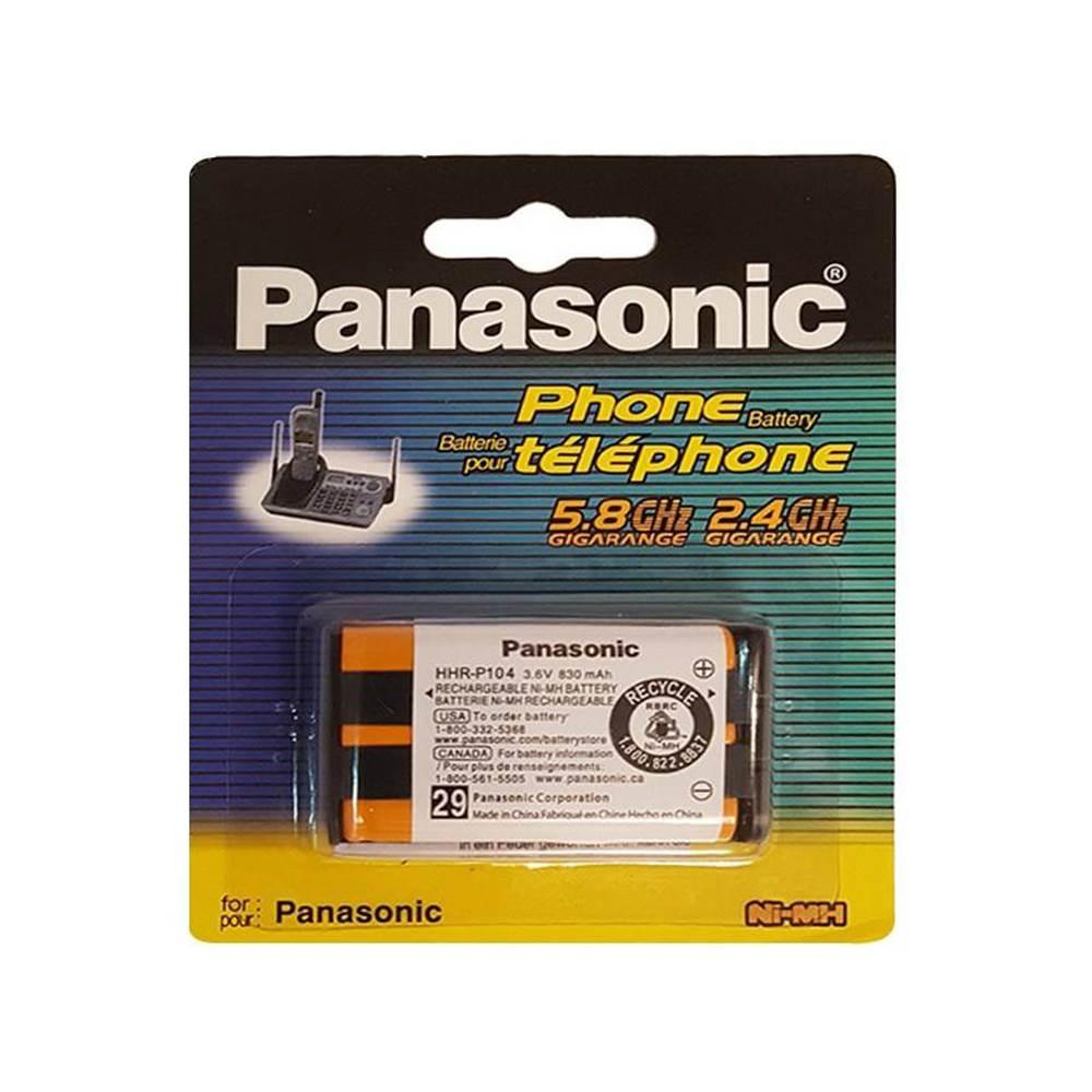 باتری تلفن بی سیم پاناسونیک مدل HHR-P104