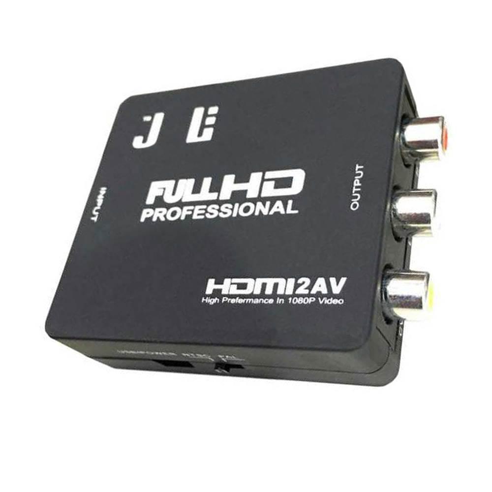 مبدل HDMI  به AV مدل HD-1