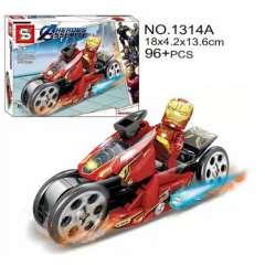 لگو اس وای سری SUPER HEROES 1314A