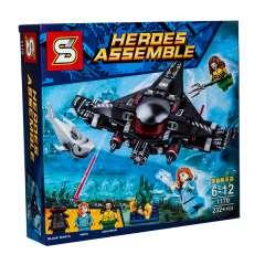 لگو اس وای سری  HEROES ASSEMBLE 1170