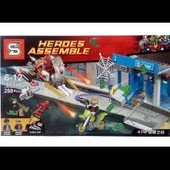 لگو اس وای سری  HEROES ASSEMBLE SY944