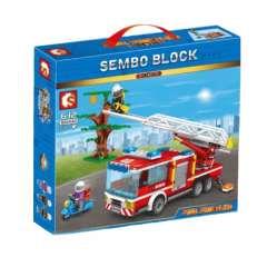 لگو سمبو بلاک سری FIRE FRONTLINE 603040